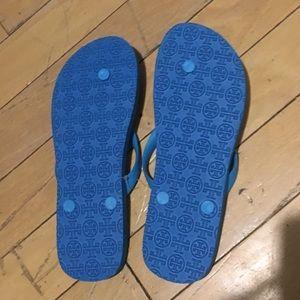Tory Burch Shoes - Tory Burch Printed Flip Flops